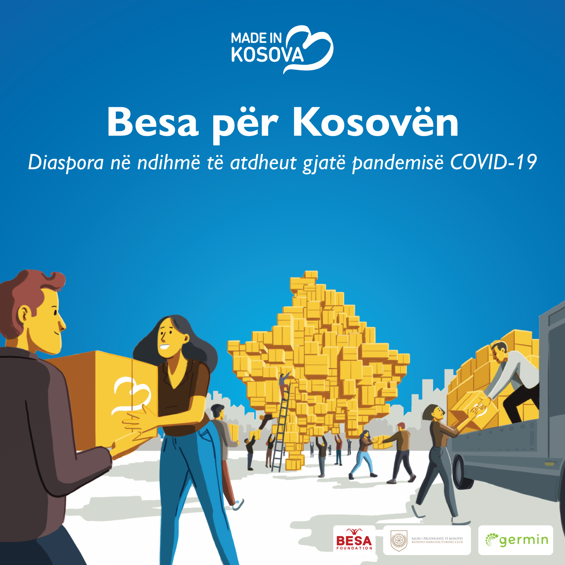 KOSOVA: Besa for Kosova: Diaspora Helping the Homeland during COVID-19