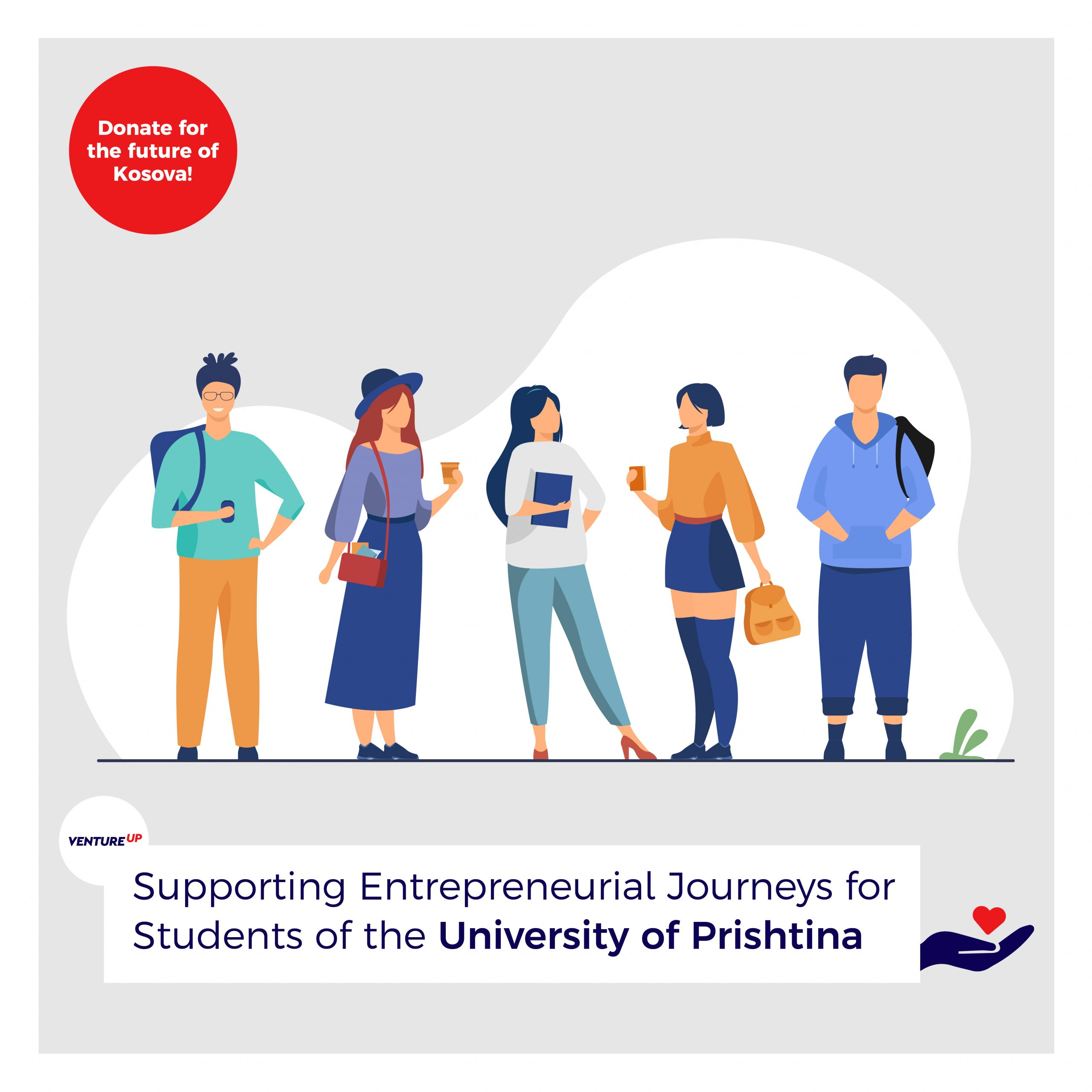 KOSOVA: Supporting Students of the University of Prishtina and their Ventures